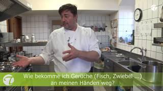 DIY | Wie entferne ich üble Gerüche an den Händen? | Topfgucker-TV