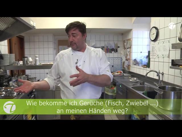 DIY   Wie entferne ich üble Gerüche an den Händen?   Topfgucker-TV