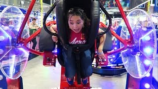 Exploring the 2016 IAAPA Attractions Expo in Orlando!!