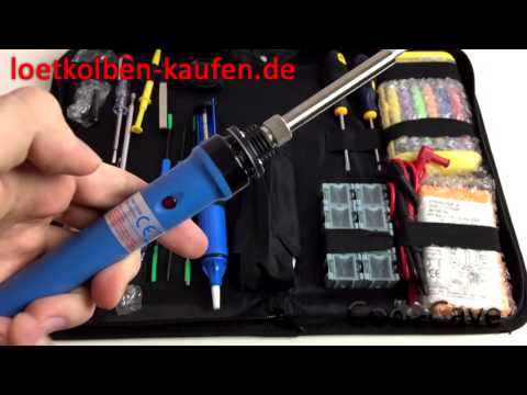Lötkolben Set Test / Kaufen ZD-967 Erfahrung