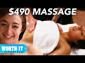 39 Massage Vs  490 Massage