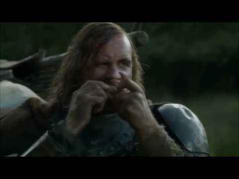 """Sandor """"The Hound"""" Clegane best and funniest moments"""
