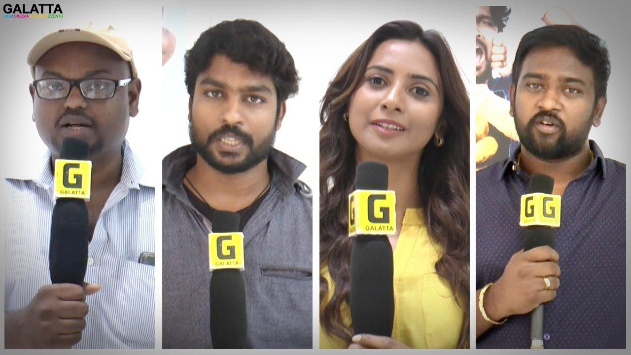 Peechaankai team talks about the movie