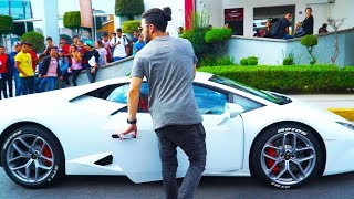 Video Picking up MY SISTER from her school in a LAMBO! MP3, 3GP, MP4, WEBM, AVI, FLV September 2018