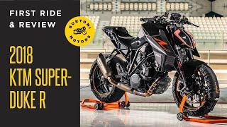 2. 2018 KTM 1290 Super Duke R // First Impressions (HOLY SH*T IT'S FAST)