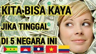 Video 5 NEGARA DENGAN MATA UANG YANG JAUH LEBIH RENDAH DIBANDING RUPIAH INDONESIA MP3, 3GP, MP4, WEBM, AVI, FLV April 2019