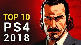 Top 10 Best PS4 Games of 2018 | whatoplay