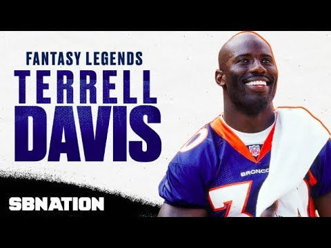Video: Terrell Davis reflects on one of his best performances