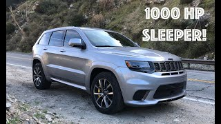 The Super Sleeper 1,000 HP Daily Driver Jeep Grand Cherokee - One Take by The Smoking Tire