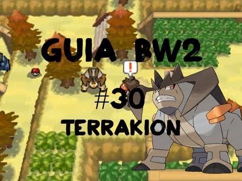 Pokémon Black 2/White 2 Guía Español - Parte 30 Terrakion