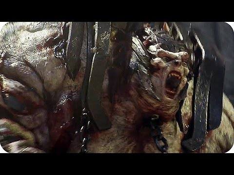 LEAGUE OF GODS US Trailer (2016) Jet Li Fantasy Movie