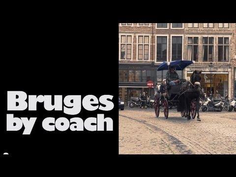 Brugge per koets, Bruges by Coach