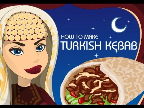 Play Cooking Games Online - Cook Turkish Kebab In Restaurant