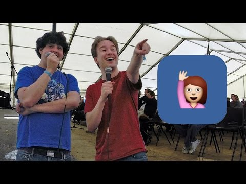 App - http://emoj.li - Emojli, our emoji-only messenger, has launched! Today at Electromagnetic Field, the UK hacker camp, Matt Gray and I gave a talk about how it was made, why it was made, and...