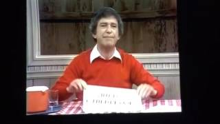 Soupy Sales: White Fang keeps asking for water