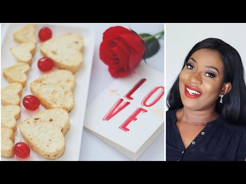 FRIED YAM | I 'YAM' FOR YOU | VALENTINE RECIPE ❤