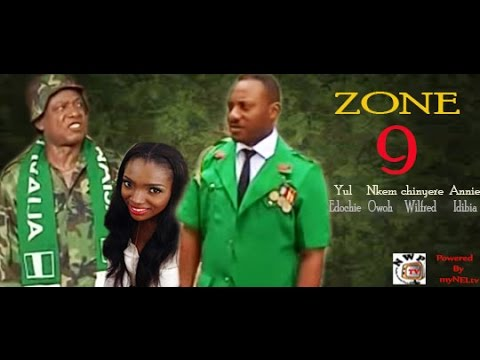 Zone 9 -   Nigerian Nollywood Movie