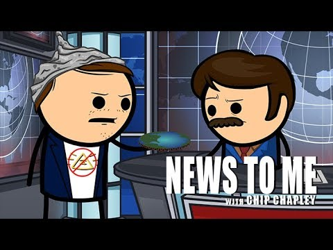 """News To Me With Chip Chapley - Episode 4 """"Extreme Weather? That's News To Me"""""""