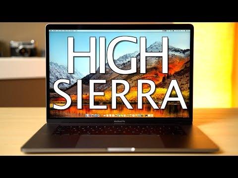Mac OS High Sierra 10.13 Golden Master