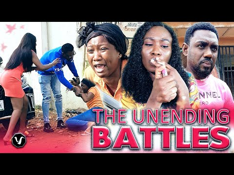 THE UNENDING BATTLES I FOUGHT WITH AN ARROGANT LADY FOR LOVE (1&2) | LATEST 2020 NOLLYWOOD MOVIES