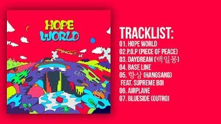 [Full Album] J-Hope(제이홉) - Hope World (Mixtape)