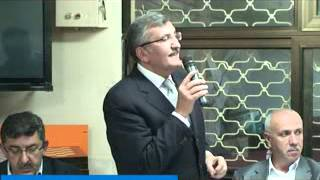 Başkan Murat Aydın'la Akşam Çayının Startı 14 Yılında Gökalp Mahallesinden Verildi