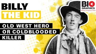 Video Billy the Kid: Old West Hero or Coldblooded Killer? MP3, 3GP, MP4, WEBM, AVI, FLV Oktober 2018