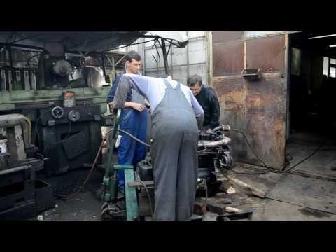 Reparatie motor Perkins
