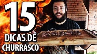 Video 15 DICAS PRO SEU CHURRASCO FICAR DA HORA | COZINHA HARDCORE MP3, 3GP, MP4, WEBM, AVI, FLV Mei 2018