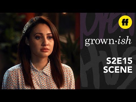 grown-ish Season 2, Episode 15 | Ana & Aaron Want Different Things | Freeform