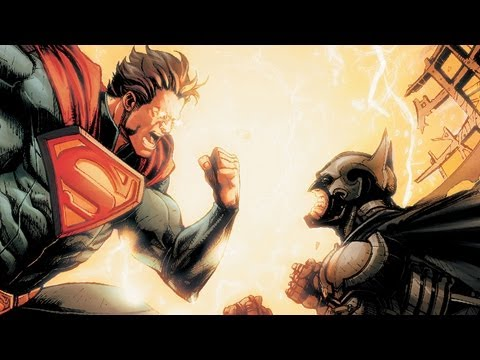 Injustice: Gods Among Us - The Comic So Far