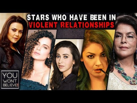 You Won't Believe - Celebs Who Have Been In Abusiv