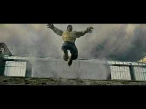 The Incredible Hulk (Trailer 2)