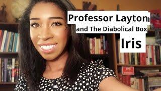 "Video Professor Layton and The Diabolical Box - Iris ""Violin cover"" MP3, 3GP, MP4, WEBM, AVI, FLV Juni 2018"
