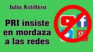 Video PRI insiste en mordaza a las redes MP3, 3GP, MP4, WEBM, AVI, FLV Desember 2017