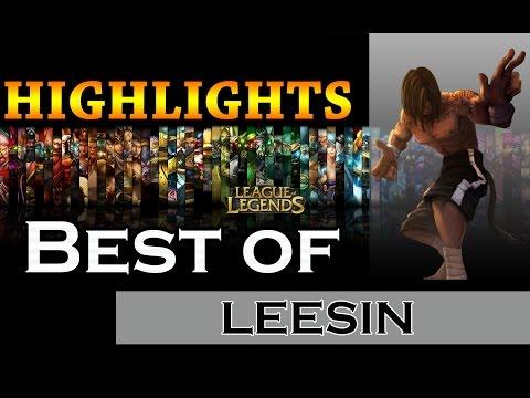 Liên Minh Huyền Thoại: Xem cao thủ Hàn xẻng múa lửa cùng Leesin