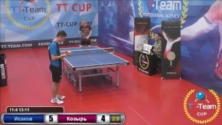 Исаков В. vs Козырь И.