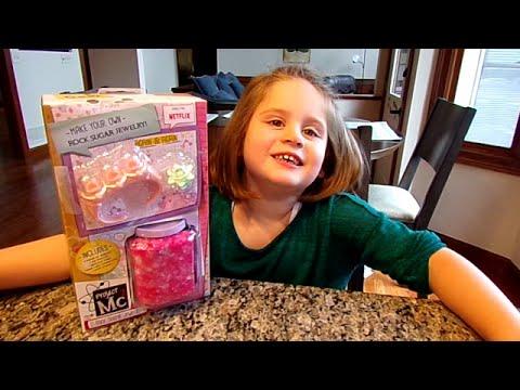Project MC²- Rock Sugar Jewelry Kit-Chloe's Toy Time (видео)