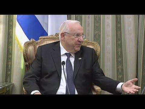 Ρ. Ρίβλιν: Είμαι βέβαιος ότι θα ενισχύσουμε τις σχέσεις μεταξύ των δύο χωρών