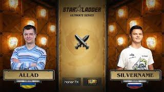 Allad vs SilverName, game 1