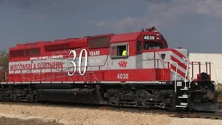 Video Re-Opening of Ex-C&NW Line in Fitchburg and Oregon 9/29/2014 MP3, 3GP, MP4, WEBM, AVI, FLV Oktober 2018