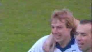 Klinsmann trifft gegen Liverpool
