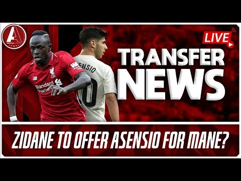 ASENSIO + CASH FOR MANE? | Liverpool Transfer News & Chat