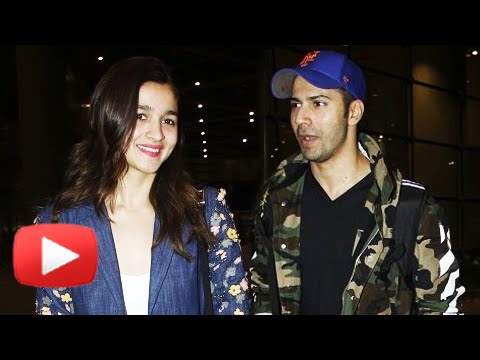 Alia Bhatt, Varun Dhawan Talk About Dream Team Tou