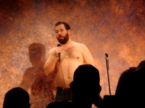 Bert Kreischer at the Funny Bone 2009