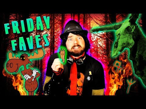 FRIDAY FAVES VLOG with Onyx the Fortuitous! Ep 2 - The Ritual! Deception!