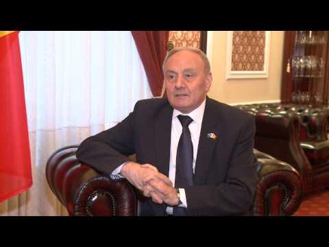 Președintele Nicolae Timofti a avut o întrevedere cu ministrul Afacerilor Externe al Lituaniei, Linas Linkevicius