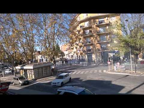 Scontri ultras Frosinone - Verona