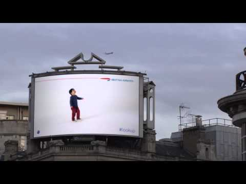 0 Billboards That Drop Angels On Your Head