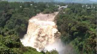 Ethiopia- Blue Nile Falls